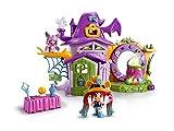 Pinypon - La Casa Encantada de Brujitas, con 1 figurita de Bruja, para niños y niñas de...