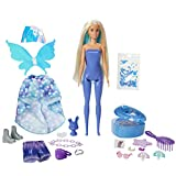 Barbie Color Reveal Peel Fairy Fashion Reveal Doll