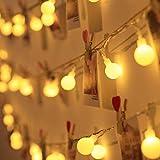 6M 40LED,Estrellas hadas luces,LED cortina cadena luces, Cadena de luces LED,LED Luces...