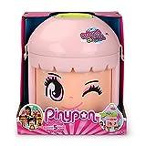 Pinypon - del Mundo, Edición Limitada 5 figuras de distintos países, contenedor con una...
