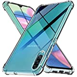 Ferilinso Funda para Samsung Galaxy A50S,A30S,A50 Carcasa,[Reforzar la versión con Cuatro...