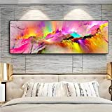 5D Diamond Painting Kit Full Drill Large Size Square drill Color Clouds 70x140cm DIY...