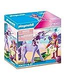 PLAYMOBIL Fairies 70657 - Unicornio con Hada, a Partir de 4 años
