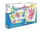 Sentosphere 3900672 - Aquarellum hadas Junior, colorear dibujos para colorear juego de 4 ,...