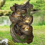 AMUR Fuente DE Interior - Fuente Ornamental - Fuente Decorativa - Fuente EN Cascada...