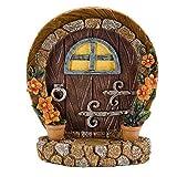 Caprichoso jardín de hadas y elfo puertas   Encantador detalle   Decoración de jardín...