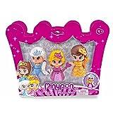 Pinypon - Pack de 3 Princesas (Famosa 700014094)