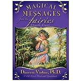 44 Piezas de Mensajes mágicos de Las Cartas del Tarot de Las Hadas, Naipes para Fiestas...