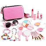 Auney 20 Piezas Maquillaje Niñas Set, Maquillaje Infantil, Juguete de Maquillaje no...