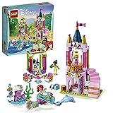 LEGO 41162 Disney Princess Celebración Real de Ariel, Aurora y Tiana (Descontinuado por...