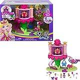 Polly Pocket Paseo de la Princesa Hada, set de juego con muñeca, mascota y accesorios,...