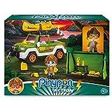 Pinypon Action Wild. Pickup de Rescate para niños y niñas de 4 a 8 años (Famosa...