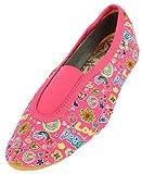 Beck Happy, RIST, Zapatillas de Gimnasia ni帽a, Rosa-Pink (Pink 06), 28