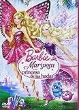 Barbie: Mariposa Y La Princesa De Las Hadas [DVD]