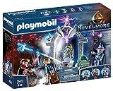 PLAYMOBIL Novelmore Templo del Tiempo con Efectos de Luz, Para Niños de 5 a 10 Años de...