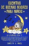 CUENTOS DE BUENAS NOCHES PARA NIÑOS 2 livros em 1: VOL 1-2: CUENTOS DE HADAS CON ANIMALES...