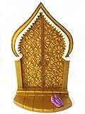 GlitZGlam Puerta de Hadas para gnomos y Hadas de jard铆n en Miniatura - Una Hermosa Puerta...