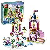 LEGO 41162 Disney Princess Celebración Real de Ariel, Aurora y Tiana