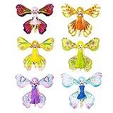 Juguetes con alas - Juguetes voladores Decoraciones de mariposas para sorpresa Boda...