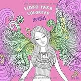 Libro Para Colorear Per Niñas De 10 Años: Imágenes encantadoras como hadas, corazón,...