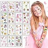 Sunshine smile Tatuaje,Tatuaje De Infantil,Tatuaje para niñas,Tatuajes temporales niños...